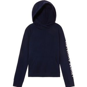 Victoria's Secret Navy Blue Hoodie